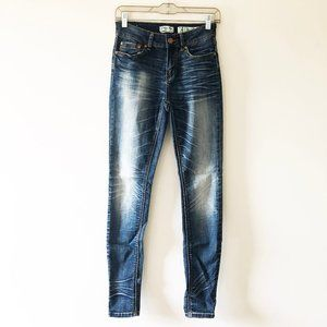 Indigo Rein Juniors Skinny Jeans